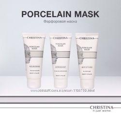 Christina фарфоровые маски Порцелян Porcelan Masque