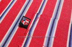 U. S. Polo Assn. Полосатая рубашка с длинным рукавом.