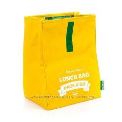 Для ланча термосумка Lunch Bag L