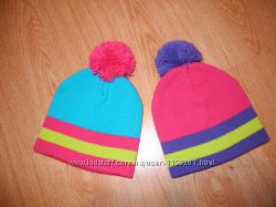 Красивые и яркие шапочки