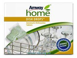 DISH DROPS Таблетки для автоматических посудомоечных машин