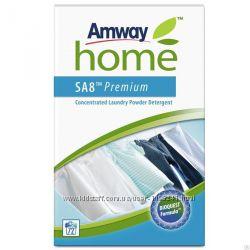 Amway SA8 Premium Концентрированный стиральный порошок 3 кг