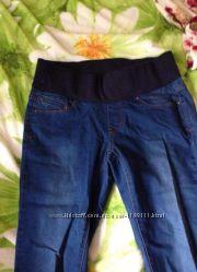Джегинсы, джинсы скини для беременных