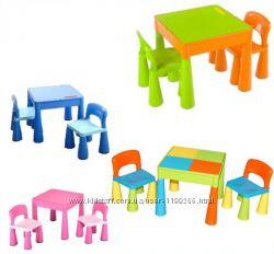 Комплект стол и два стула Tega Mamut.