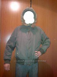 Куртка утепленная 13-15 лет