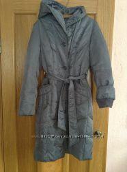 Пуховик и пальто р. 44-46