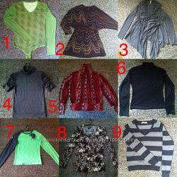 Водолазка, реглан, джемпер, кофта Nike ACG, Zara, Next, George размер S-M