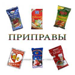 Приправа Деликат, Vigora, DRIED VEGETAB, Cavalcad 1 кг, PODRAVKAи т. д