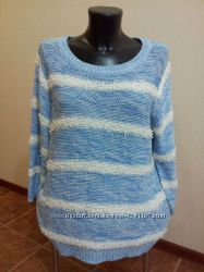 Теплый свитер F&F, р. 48-50 новый