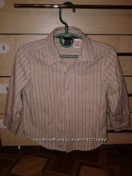 Продам классную рубашечку на мальчика рост 92