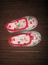 Тапочки для малышки MOTHERCARE