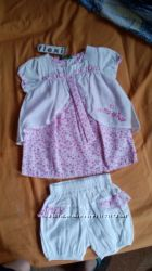 Платье с панталончиками Flexi baby