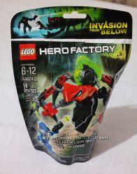 LEGO Hero Factory  Чудовище против Сурж 44024