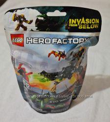 Лего LEGO Hero Factory Судоход Эво 44015 Оригинал новый