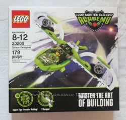 Лего LEGO Master Bulder Academy Космический дизайн 20200