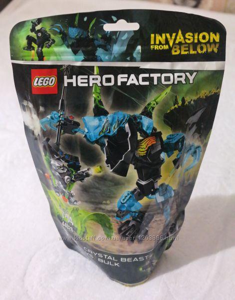 Lego Hero Factory Кристальный монстр против Балка 44026