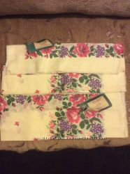Натуральные платки из льна