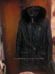 Куртка на синтапоне снизила цену