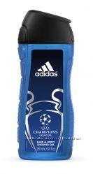 Adidas Гелі для душу чоловічі 250мл. Асортимент
