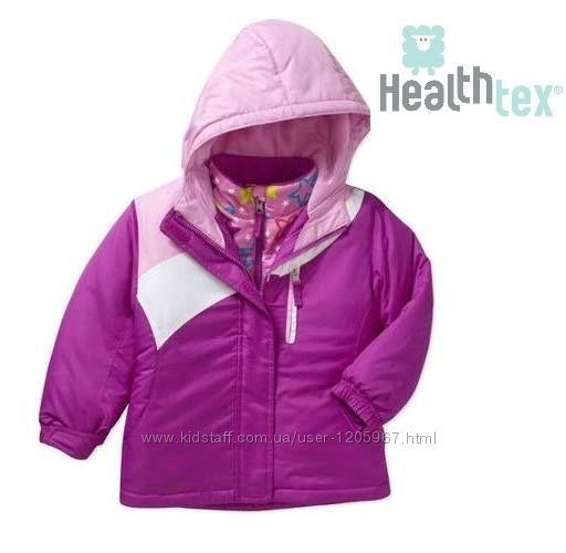 Зимняя куртка трансформер - 3в1 Healthtex 24мес. США