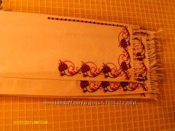 Продам рушники для венчания, свадьбы , вышитые крестиком вручную