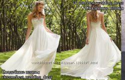 Нова Грецька весільна сукня Alina весільний салон Bride недорого