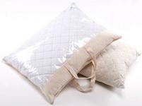 Подушка с наполнителем из конопли