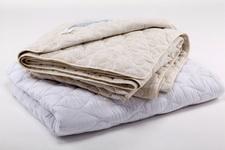 одеяло с наполнителем из конопли.