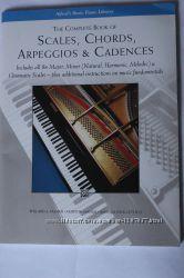 Книга The Complete Book of Scales, Chords, Arpeggios & Cadences