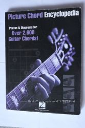 Книга энциклопедия Picture Chord Encyclopedia