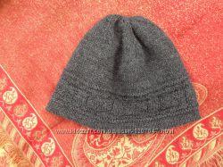 Мужские шапки, шарфы