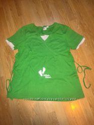 Летняя туника для беременных Bonprix