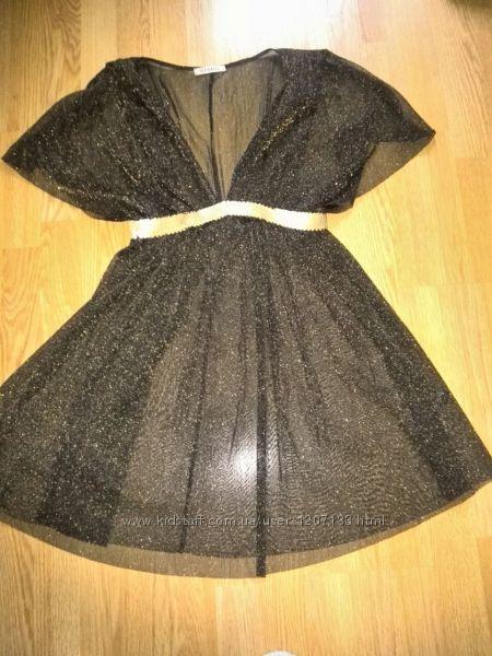 Красивая нарядная туника-платье George