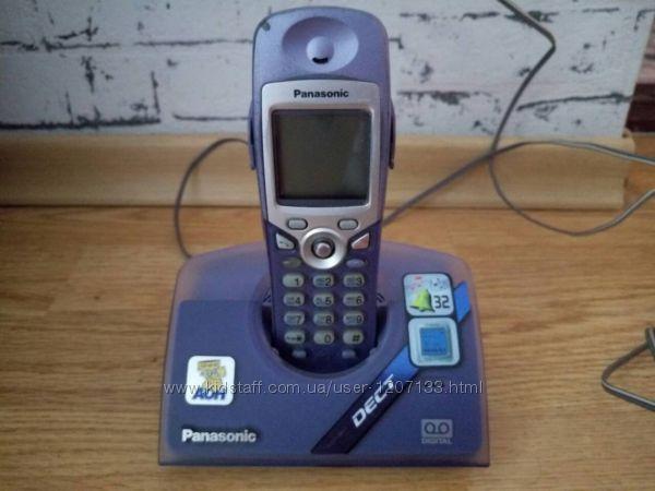 Радиотелефон Panasonic KX-TCD510 RUV