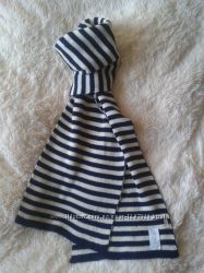 Marie Claire полосатый шерстяной шарф