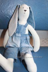 Кролик  ручная работа, под заказ 5 дней