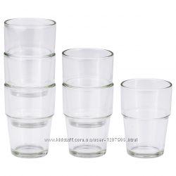 Набір склянок від Ікеа