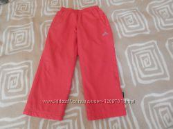 Штаны теплые фирм, adidas, р. 116 5-6лет
