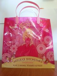 Пакет продарочный для девочки