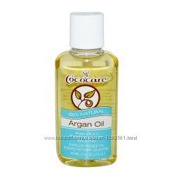 Супер цена Cococare 100 натуральное марокканское аргановое масло, 60 мл.