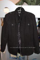 Зимнее мужское пальто 50 размер