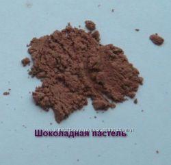 Минеральные румяна Шоколадная пастель