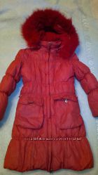 Куртка зимняя Donilo на девочку рост 116-122см.