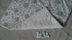 Конверт, одеяло, плед для малышей