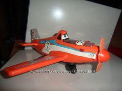 заводные игрушки и на батарейках самолеты