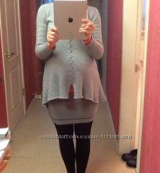Туника теплая для беременных р-46