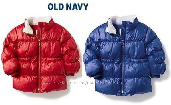 Модная куртка OLD NAVY 12-18мес, 18-24мес