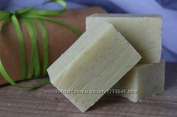 Натуральное мыло Кастильское с ромашкой