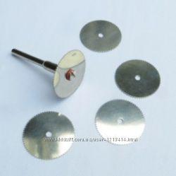 Отрезной пильный диск, круг металлический 22мм