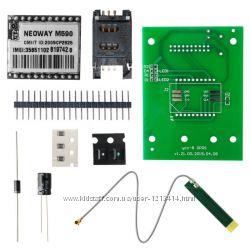 Конструктор набор для сборки GSM GPRS устройства на модуле NeoWay M590